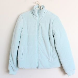 NWT Z Supply The Corduroy Puffer Jacket